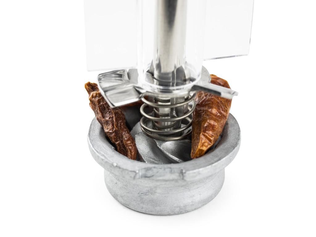Mécanisme du moulin à piment Peugeot Saveurs