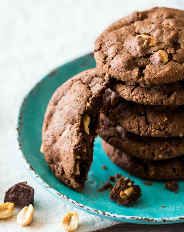 Cookies à la pâte à tartiner