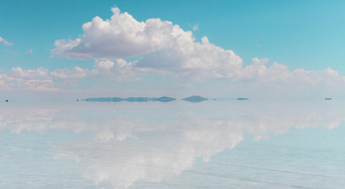 Le sel miroir de Bolivie