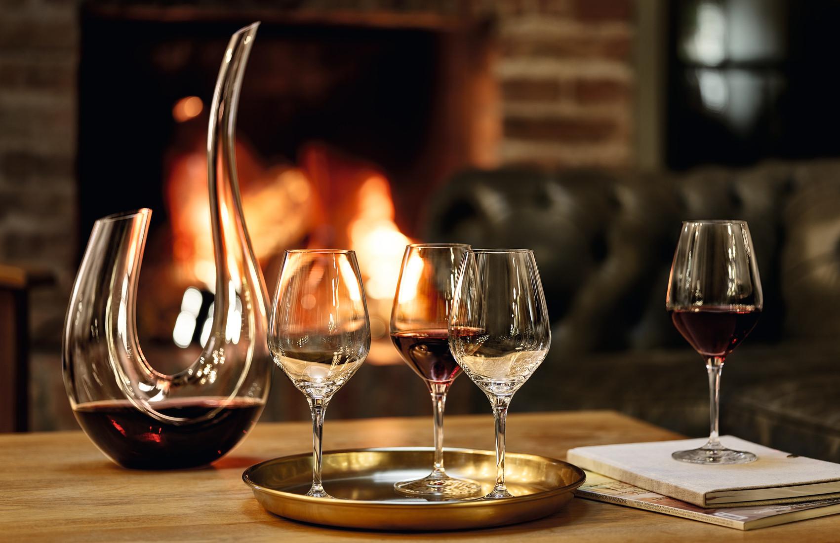 Verres à vin en cristal Spiegelau