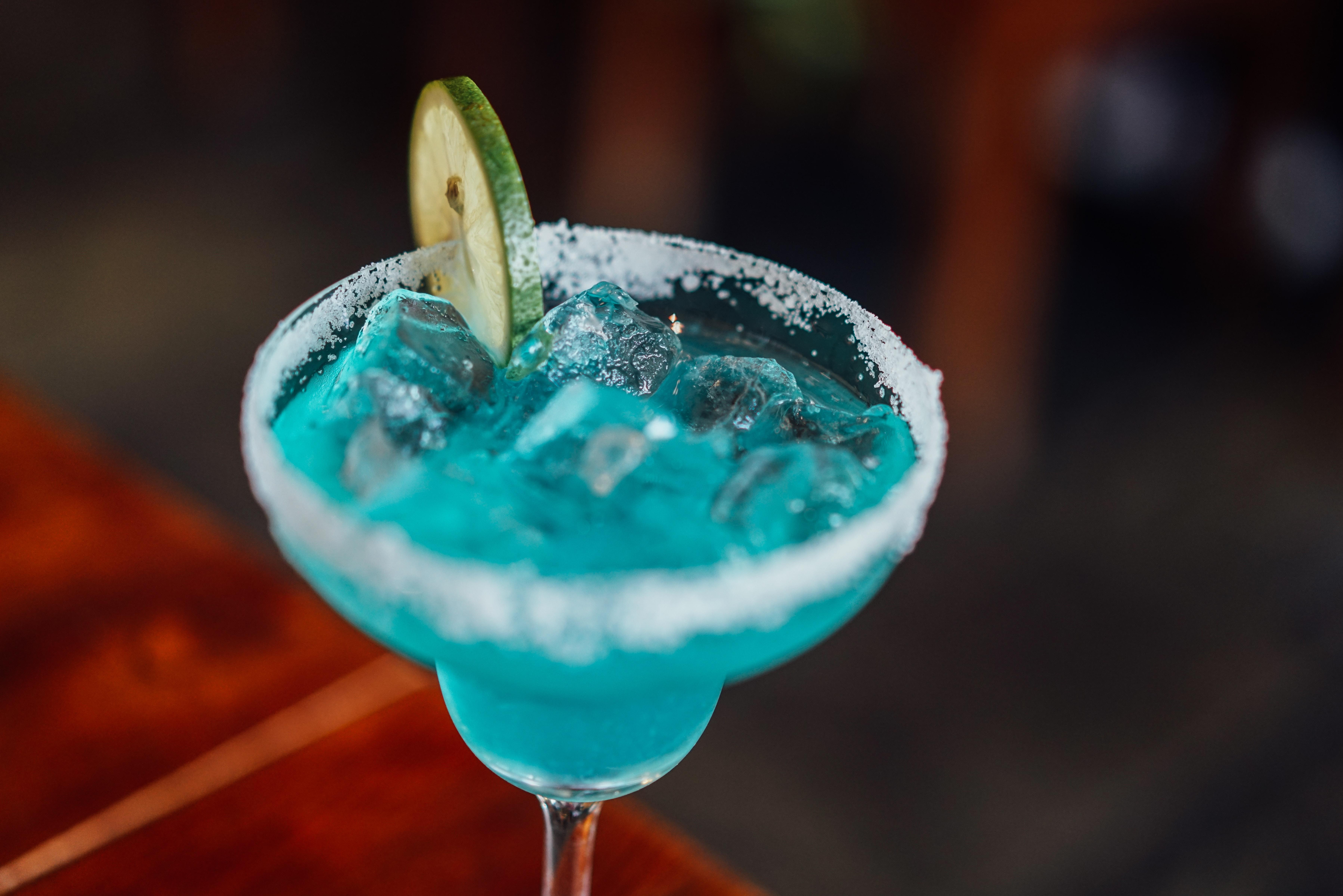 cocktail de luxe que l'on pouvait boire à cette époque