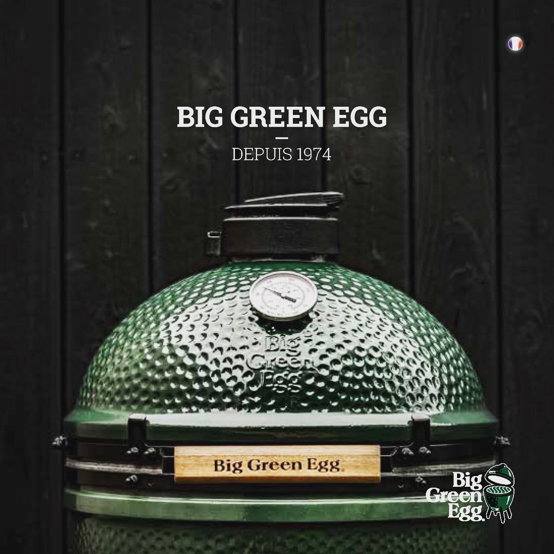 Kamado Big Green Egg