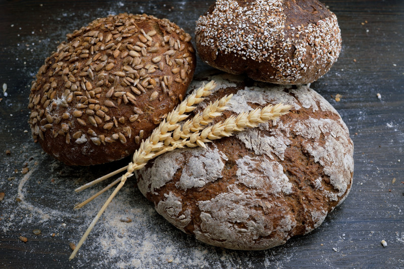 boules de pain