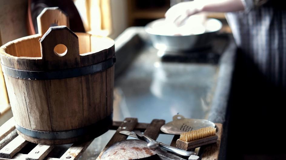 Les produits d'entretien de cuisine naturels (et indispensables)