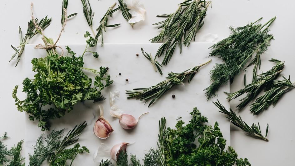 Les herbes aromatiques et leurs bienfaits