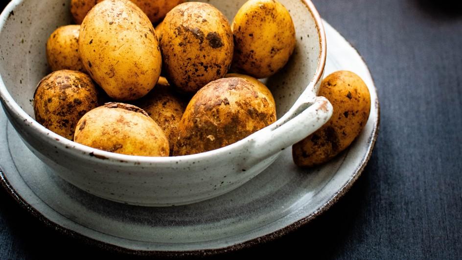 La pomme de terre a la patate