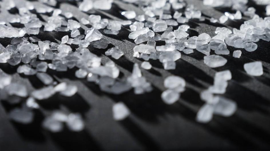 Le sel autrefois appelé l'or blanc