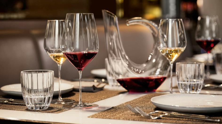 Conseils pour choisir son verre à vin