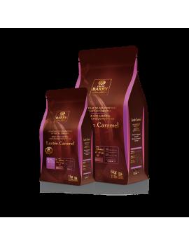 Lactée Caramel lait aromatisée 31% Chocolat de couverture  CACAO BARRY