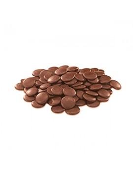 Alunga lait 41% Chocolat de couverture CACAO BARRY