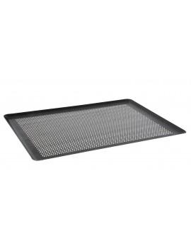 Plaque micro-perforée antiadhésive aluminium De Buyer