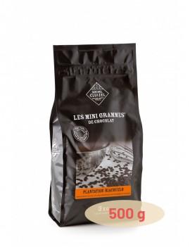 Plantation Riachuelo Noir 70% Chocolat de couverture MICHEL CLUIZEL