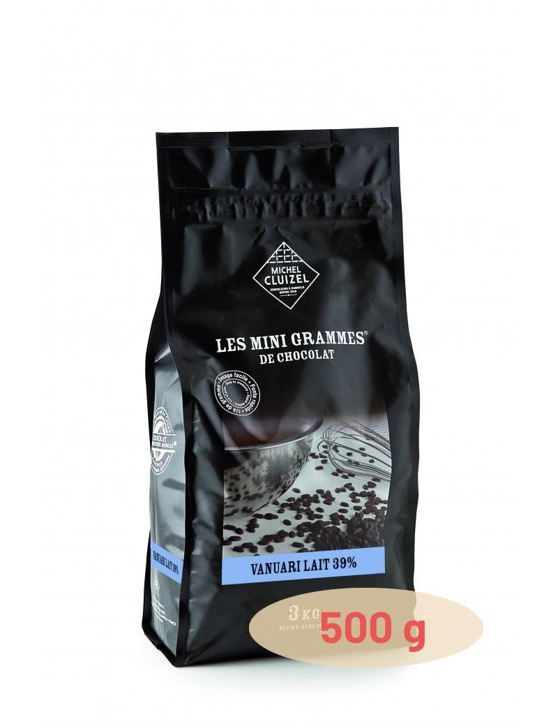 Grands Accords Vanuari Lait 39% Chocolat de couverture MICHEL CLUIZEL