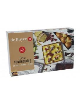 Box home baking : Gâteau - Cake - Tarte De Buyer