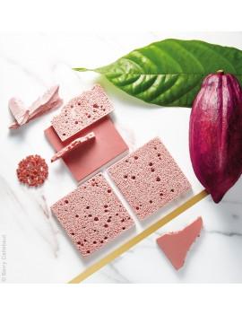 Chocolat de couverture Ruby CALLEBAUT