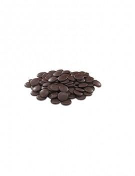 Madirofolo noir 65% Chocolat de couverture biologique CACAO BARRY