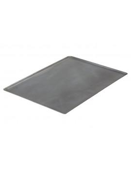 Plaque bords pincés en tôle d'acier de Buyer