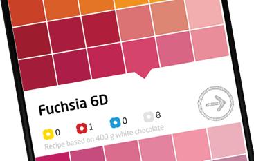 Une application mobile pour une infinie de couleur Power FLower